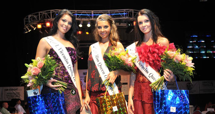 Mediální partner MISS QUEEN OF MORAVIA 2010